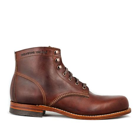The Boots the wolverine 1000 mile boot