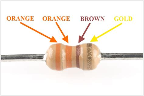 orange orange black gold resistor value resistor value brown black gold 28 images thompson s technological insight electrical no