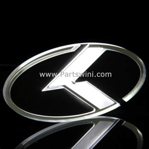 Does Kia A New Logo Korean Kia Emblem