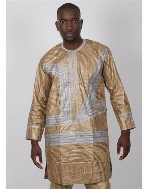 Modèle Couture Africaine Homme