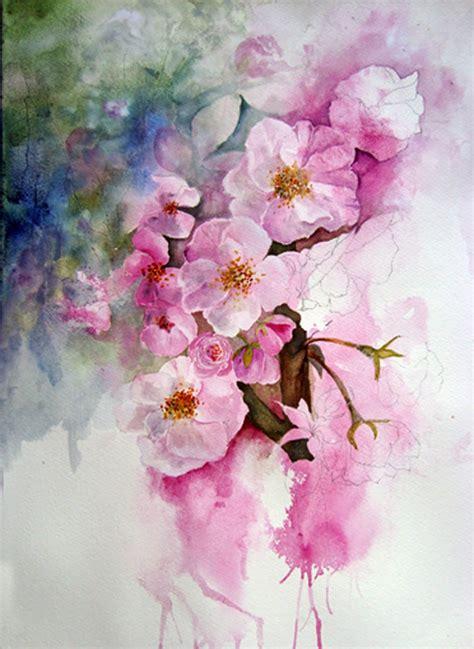 watercolour florals tattoos watercolor watercolor