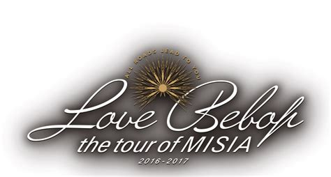 misia love bebop lawson presents the tour of misia love bebop all roads