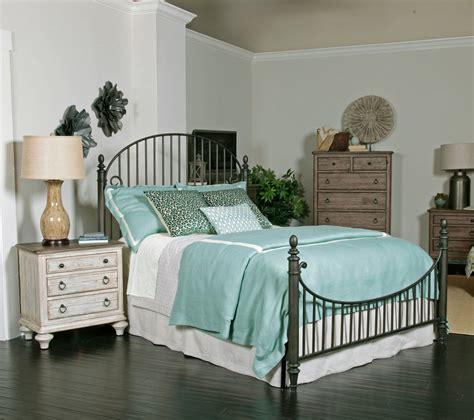 metal bedroom set kincaid weatherford catlins metal bedroom set in cornsilk