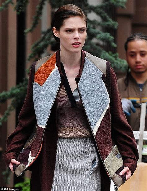 Coco Rocha Simply Fascinating by Coco Rocha Sws Slim Figure In Fitting Clothes