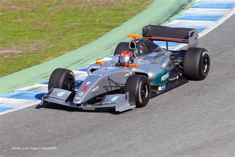 Formula Renault 3 5 jazeman jaafar formula renault 3 5 fortec jerez 2015