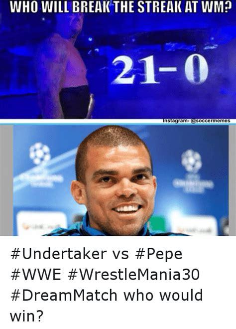 Undertaker Streak Meme - pics for gt undertaker streak meme