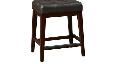 julian place chocolate counter height julian place chocolate brown kyoto stool counter