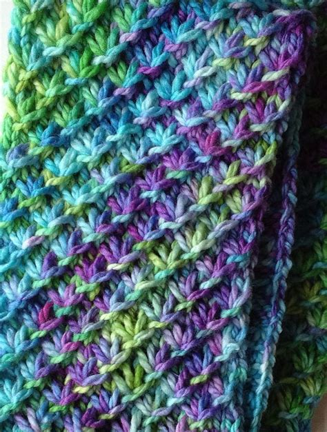 cross stitch knitting pattern scarf best 25 easy scarf knitting patterns ideas on