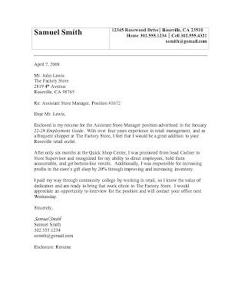 killer cover letters exles killer cover letters from employment guide resume