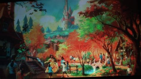 d23 expo magic kingdom fantasyland expansion concept d23 expo 20 pieces of concept for the major