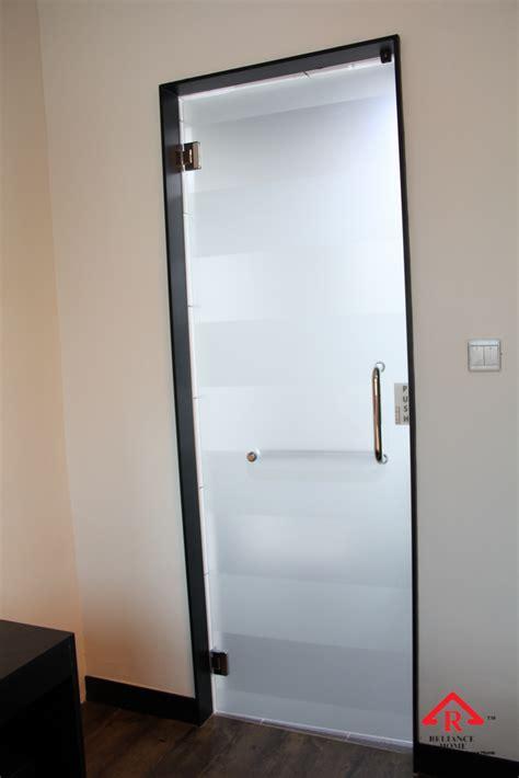 swing door door office glass swing doors