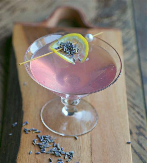 lavender cocktail lavender martini sweet life