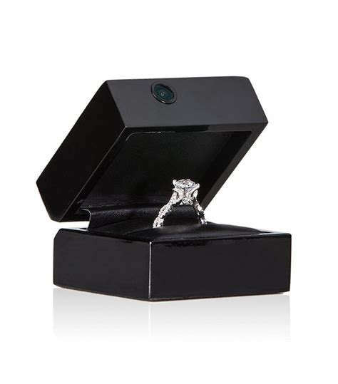 Pictures Of Engagement Rings In The Box by 7 Of The Prettiest Engagement Ring Boxes We Ve Seen Who