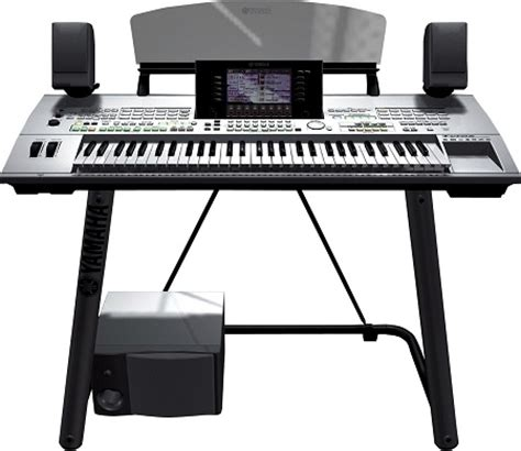 Keyboard Yamaha Tyros 5 The Yamaha Tyros 5 Arranger Keyboard A Welcome Upgrade