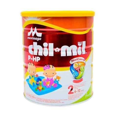 Morinaga Chil Mil Reguler jual morinaga chil mil php formula tin 800gr harga kualitas terjamin blibli