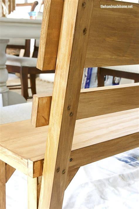 build  simple entryway bench