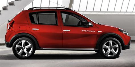 dacia stepway technical details history photos on better