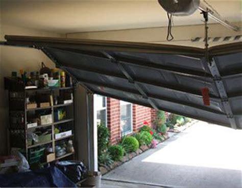 residential garage door repairs