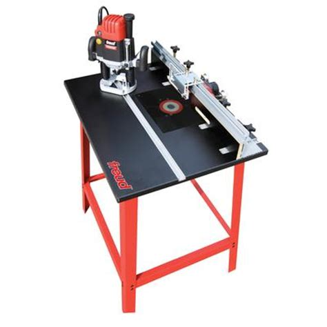 freud deluxe router table system with router wantster