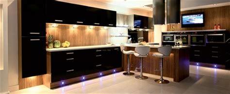 Kitchen Cabinet Downlights monochrome kitchens betta living