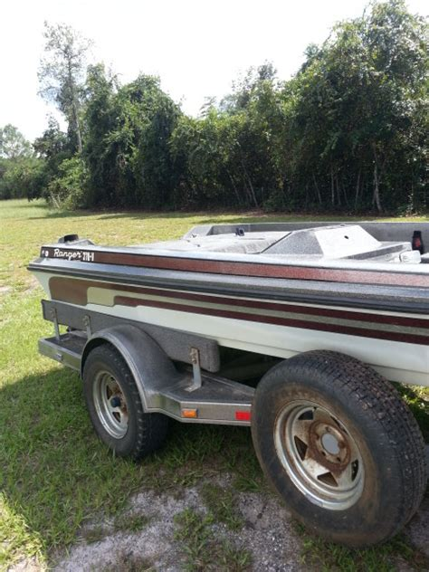 ranger bass boat trailer for sale 1985 ranger bass boat for sale the hull truth boating