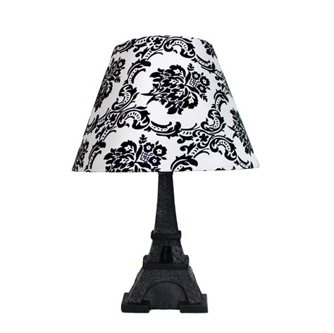 eiffel tower l shade simple designs eiffel tower paris l with black and