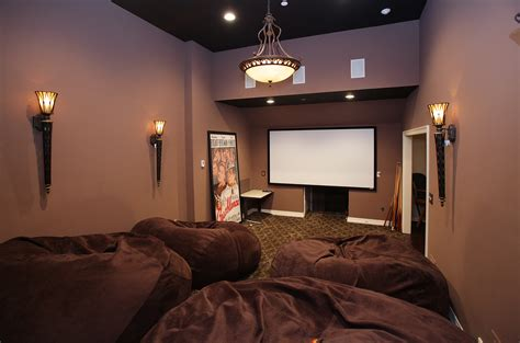 beanbag room speaker placement small basement hangout avs forum home theater discussions and reviews