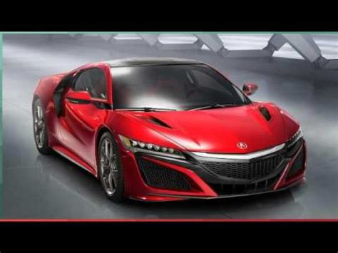 2018 nsx type r 2018 acura nsx type r review price and release date