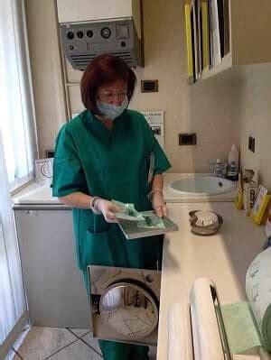 assistente alla poltrona monza lentodental studio odontoiatrico seregno monza brianza