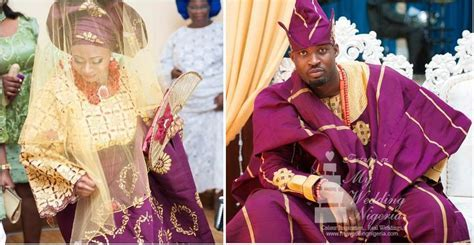 Fola Lawal Photography On Esther And Damola?s Traditional