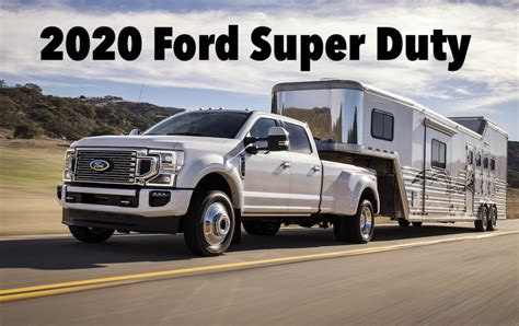 ford super duty   diesel power