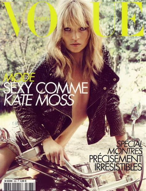Cbell Kate Moss On The Cover Of Vogue February 2008 by Kate Moss Cover By Inez And Vinoodh Vogue April
