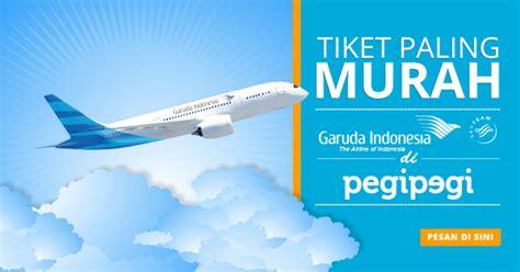 Tiket Promo Jakarta Bali Pp 4 garuda indonesia promo tiket pesawat murah april 2016