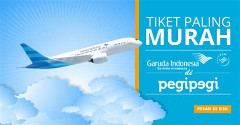 Garuda Indonesia Promo Tiket Pesawat Murah: April 2016