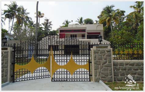 kerala home gates design colour gate design ideas designs latest modern homes iron main