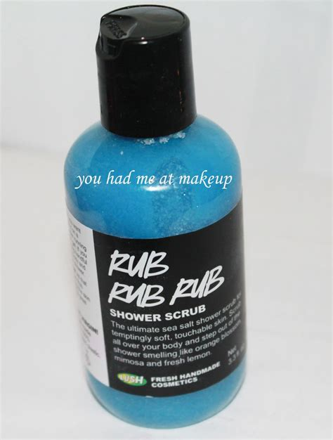 And Sea Salt Rub And Sea Salt Scrub 17 best images about lush on baths o rourke and lush