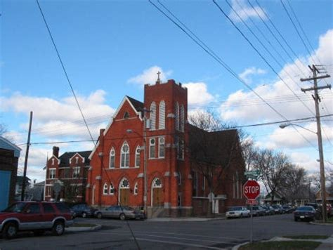 churches in tonawanda ny