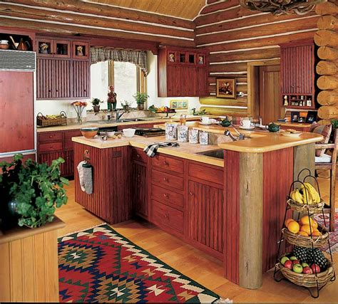 Kitchen Island Cabinet Ideas | rustic wood kitchen cabinet kitchen islands ideas indoor plant