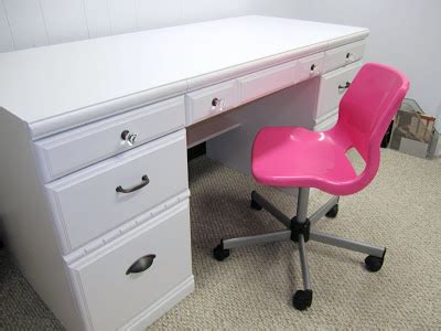 ikea pink desk chair thrift and shout for an desk
