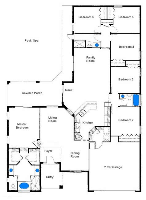 floor plans florida your florida villa floor plan