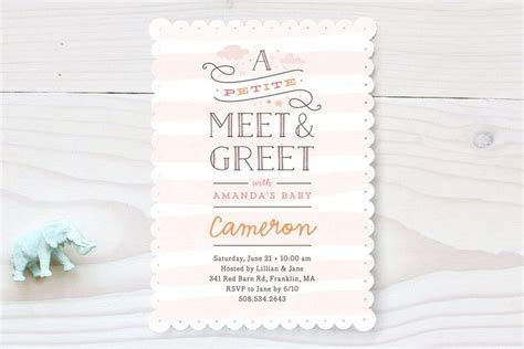 Meet And Greet Baby Shower Ideas by 33 Best Ideas About Invitations On Tying The