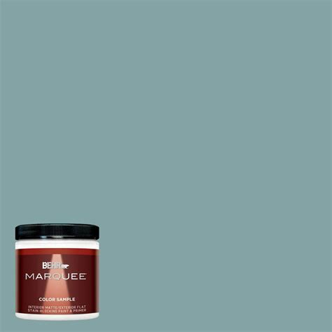 behr marquee 8 oz mq6 7 schooner interior exterior paint sle mq30416 the home depot