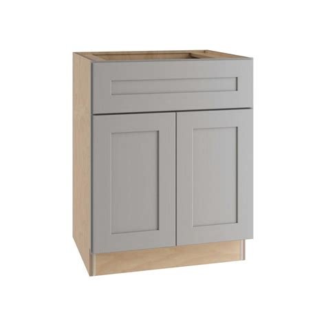 24 kitchen cabinet home decorators collection tremont assembled 30 x 34 5 x 24 in base kitchen cabinet with 1 soft