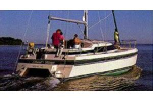 island packet catamaran 1993 35 island packet catamaran packet cat for sale in