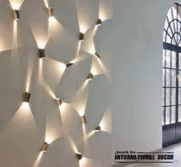 interior lighting ideas contemporary wall lights lighting ideas and ls