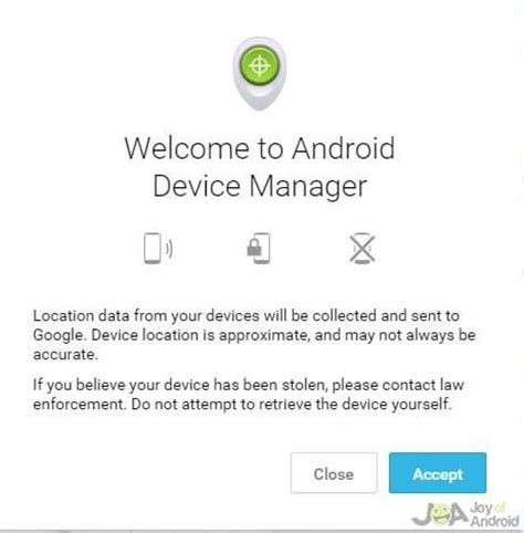 android device manager not working things a new android user might not to ask
