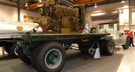 mack trailer  vehicles  companys allentown museum trailer talk automotive fleet