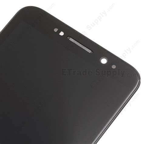 Lcd Touchscreen Blackberry Z30 Original Black blackberry z30 lcd screen and digitizer assembly black etrade supply
