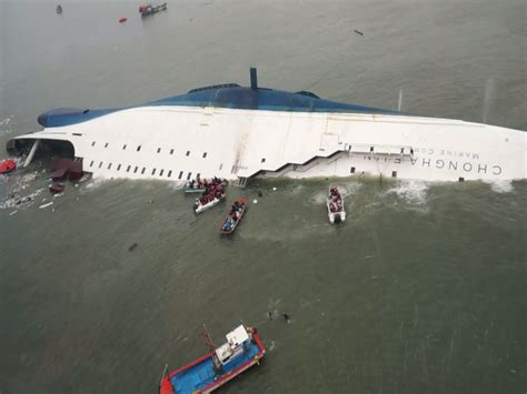 South Korea Ferry Sinking south korean ferry disaster han sik ceo of