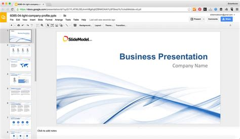 edit powerpoint templates in google slides